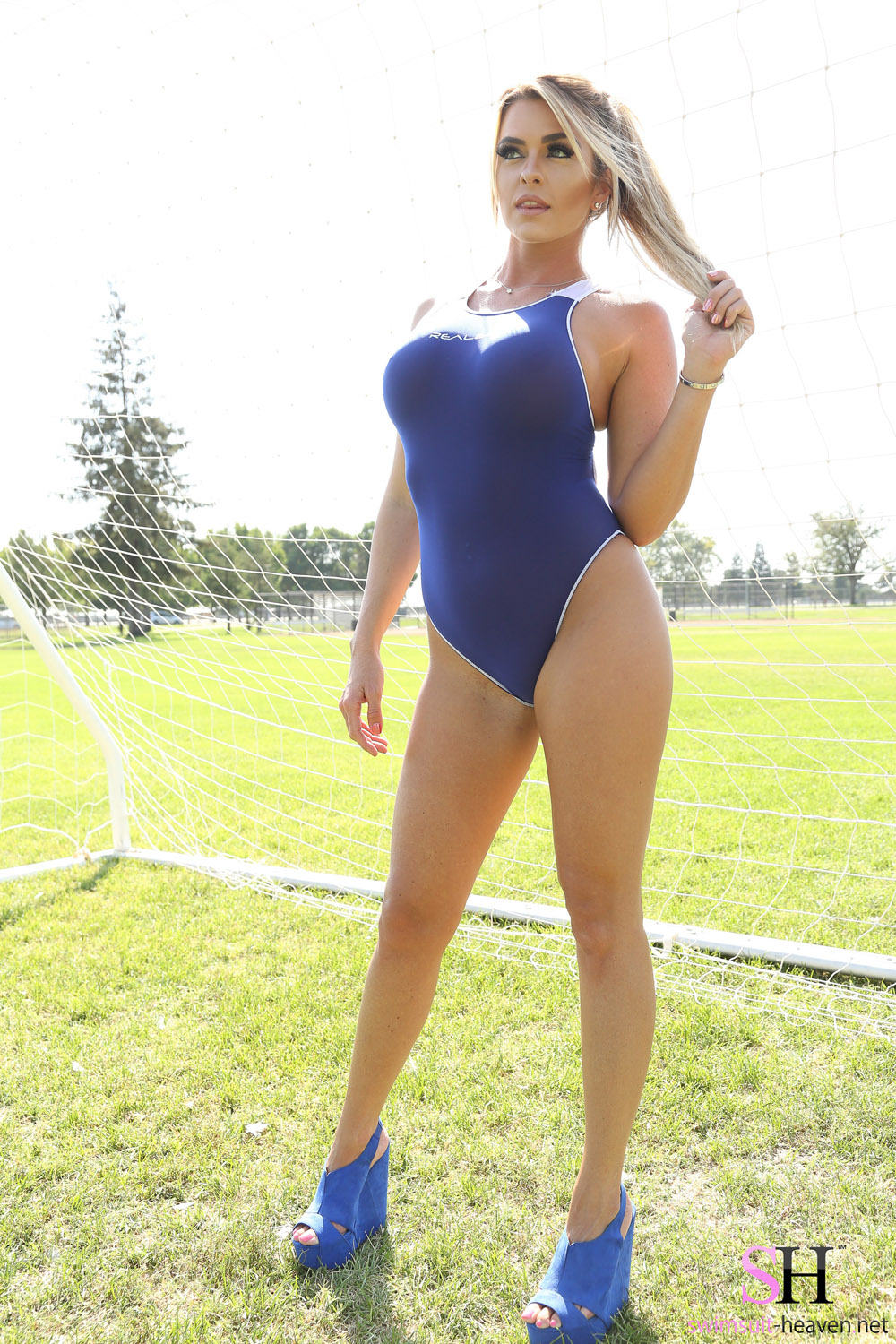 ... Katie Nikole Tight See Thru Swimsuit ...