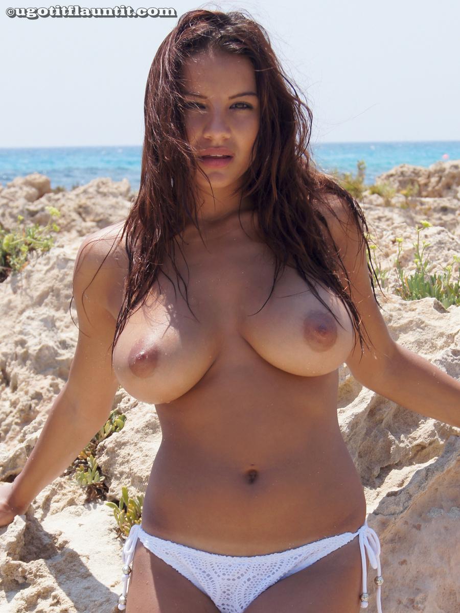 Lacey banghard beach you tell