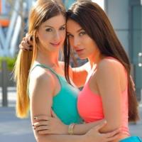 Lana and Stella FTV Girls