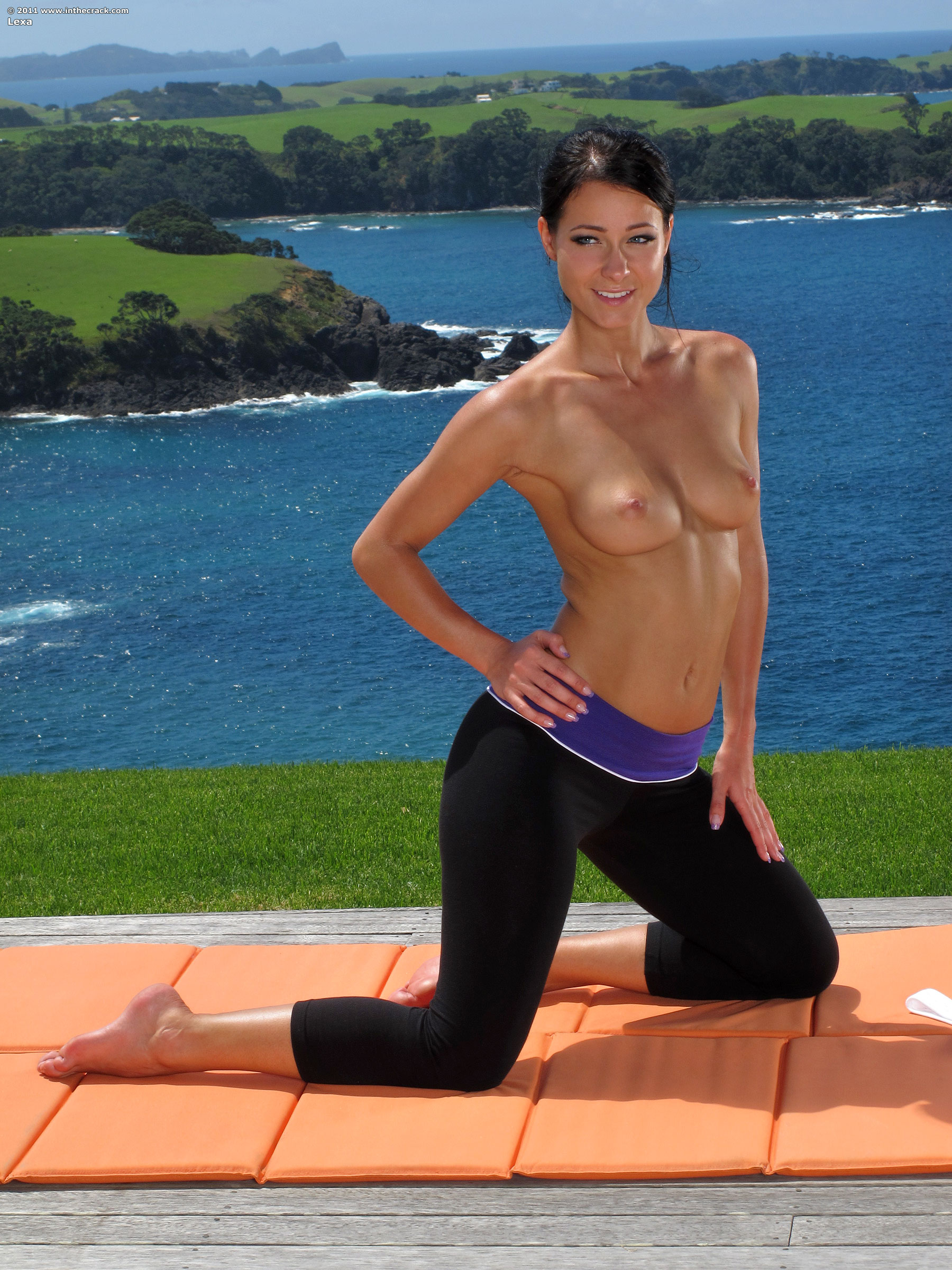 Zealand nude yoga new