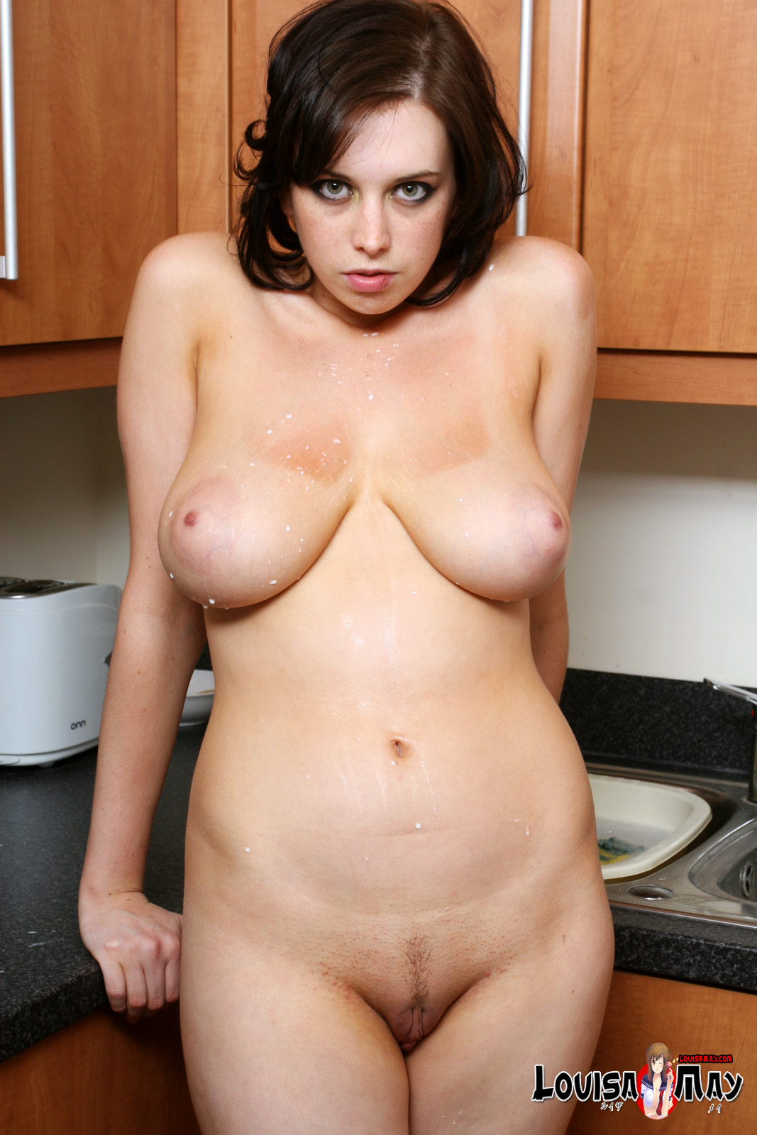 Hotty Stop / Louisa May Milk and Cookies