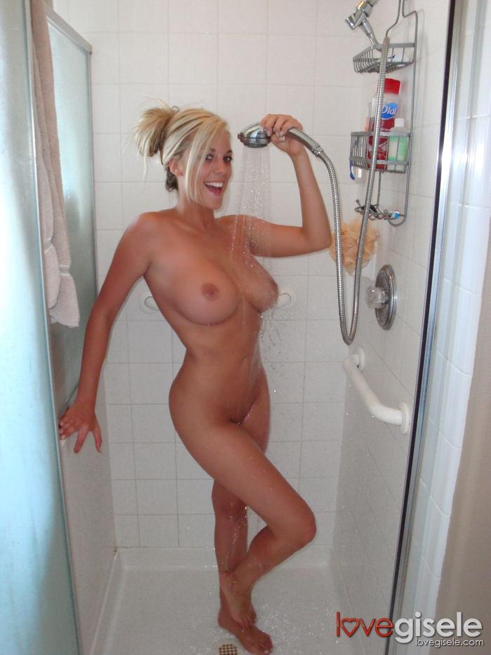 Are Gisele nude self pic manage