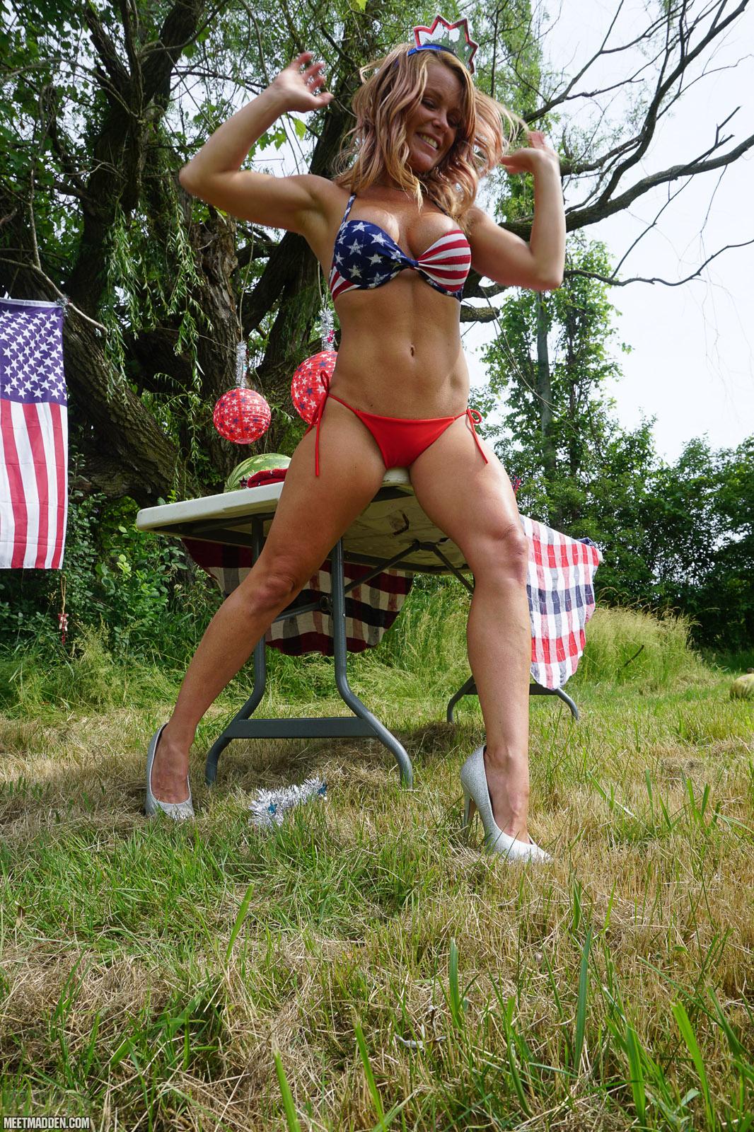 hottystop meet madden all american girl 4