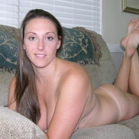 Melanie True Amateur Model