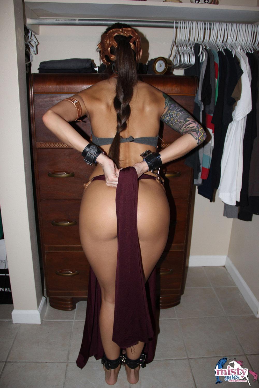 Princess leia ass nude fuck