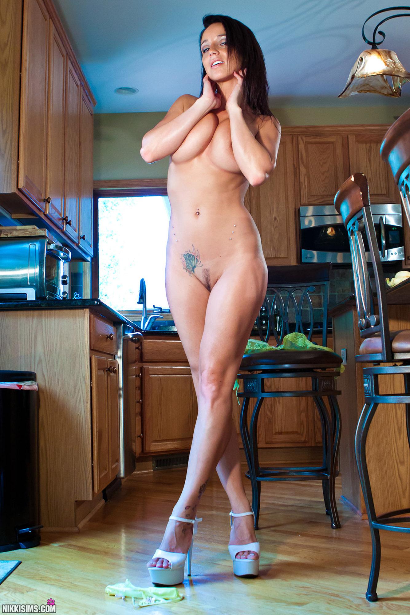 Nikki sims nude image sexy toons
