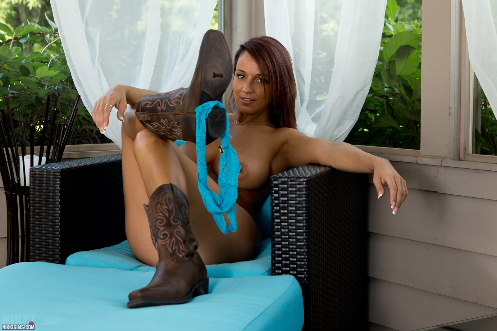 Nikki sims nude boots sex clips