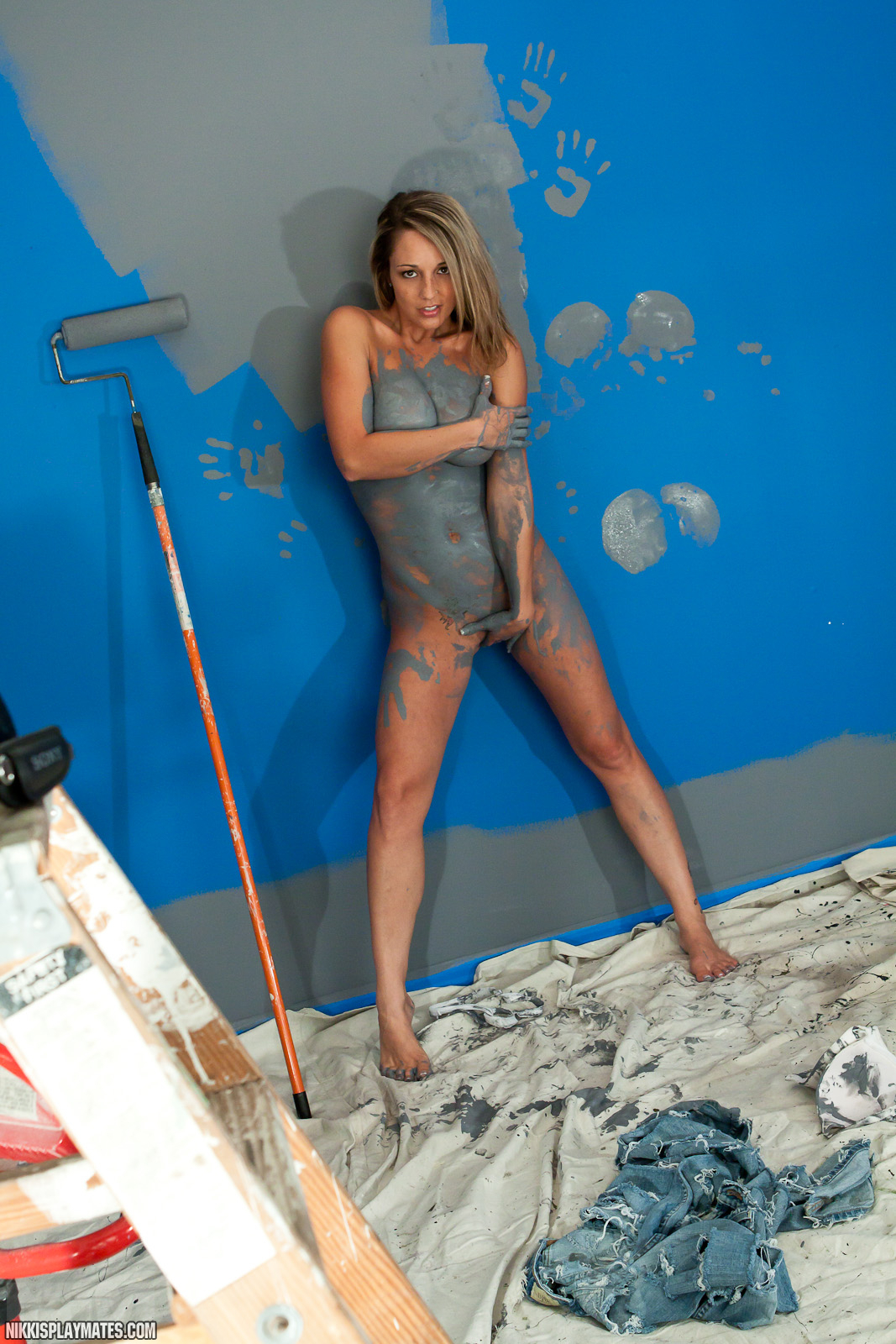 Nikki sims nude pictures hentia clip