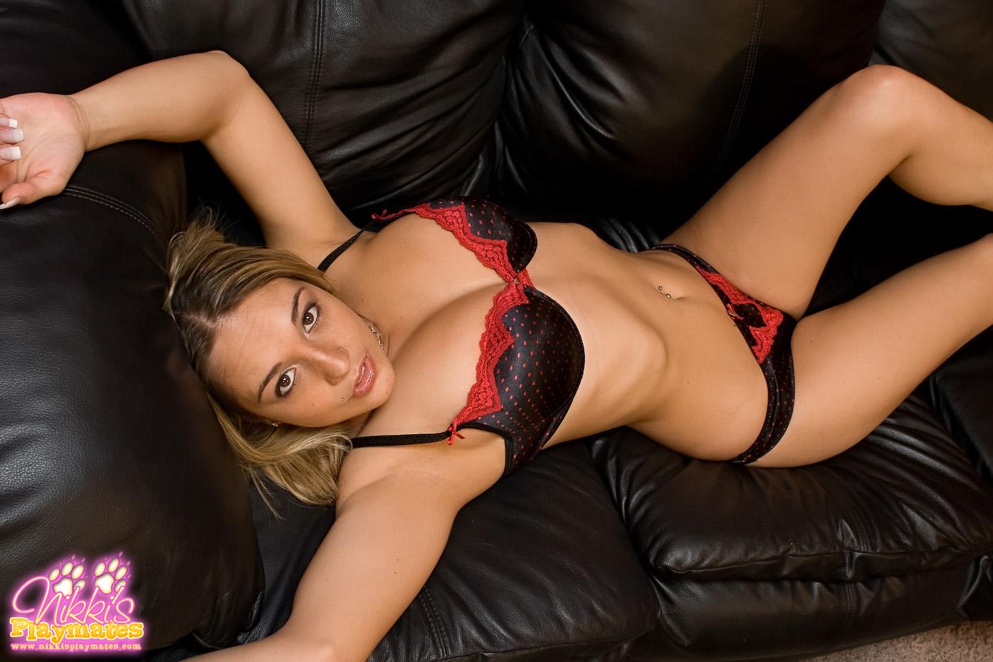 Nikki sims fucked porn picture