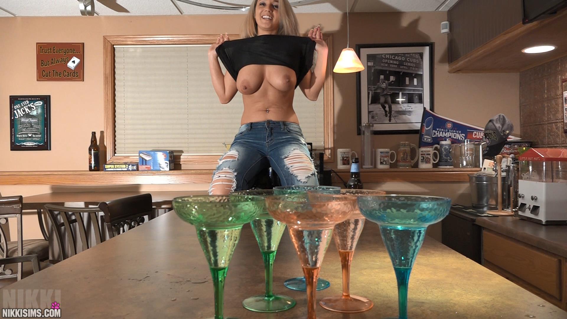 nice looking girls sims nude