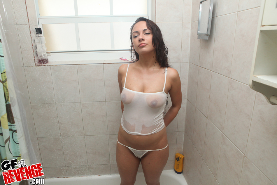 Hot girls nude wet t shirt with vagina showing You