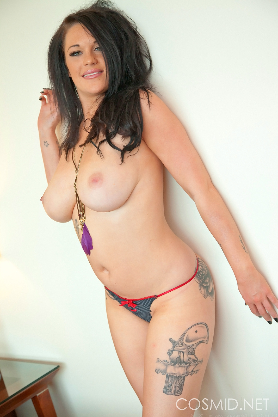 Hotty stop paige tattooed babe