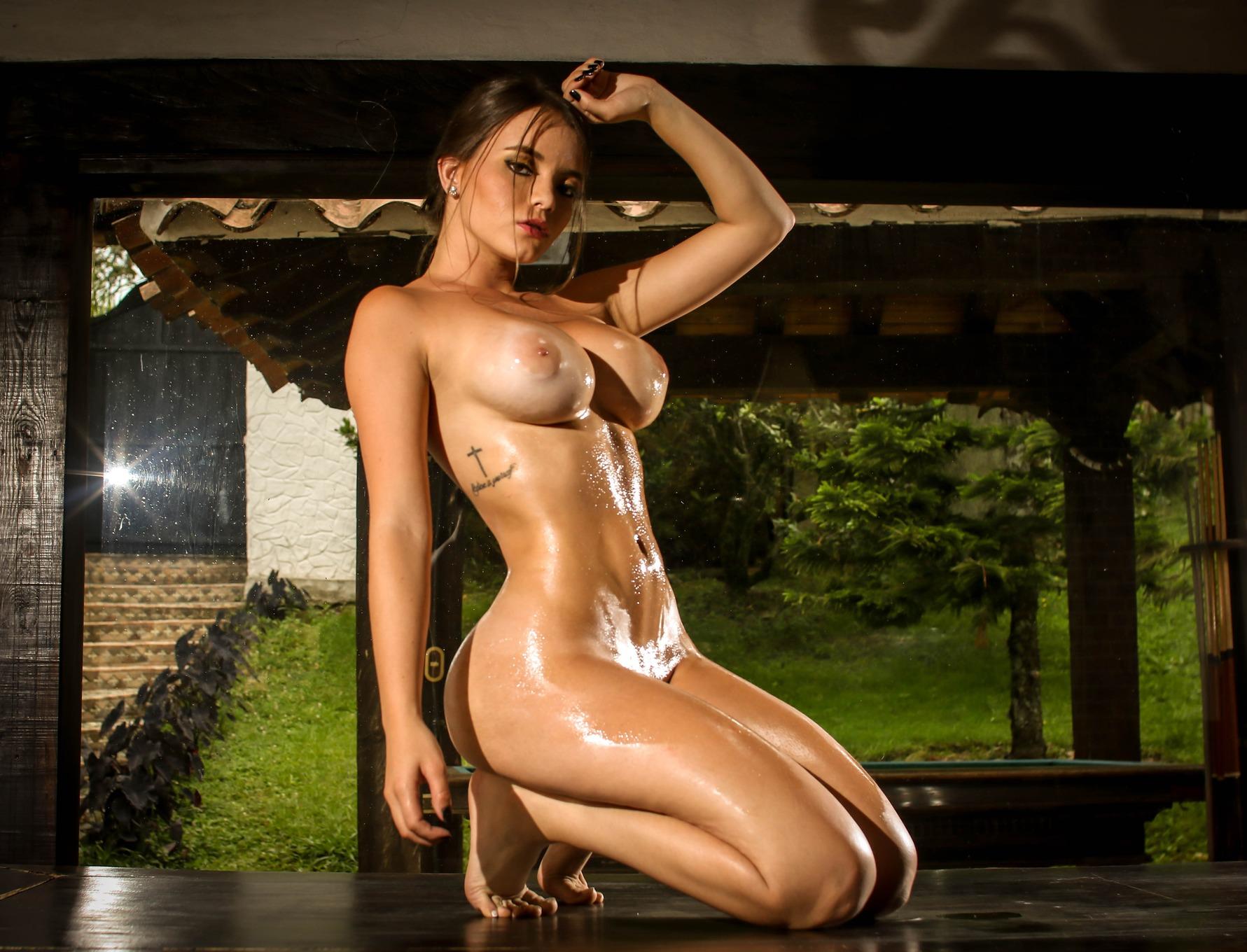 And naked pamela