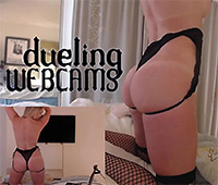 Brooke Marks Dueling Webcams