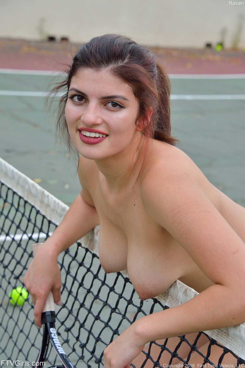 Raven Ftv Girls Sexy Tennis Lesson  Hotty Stop-6108
