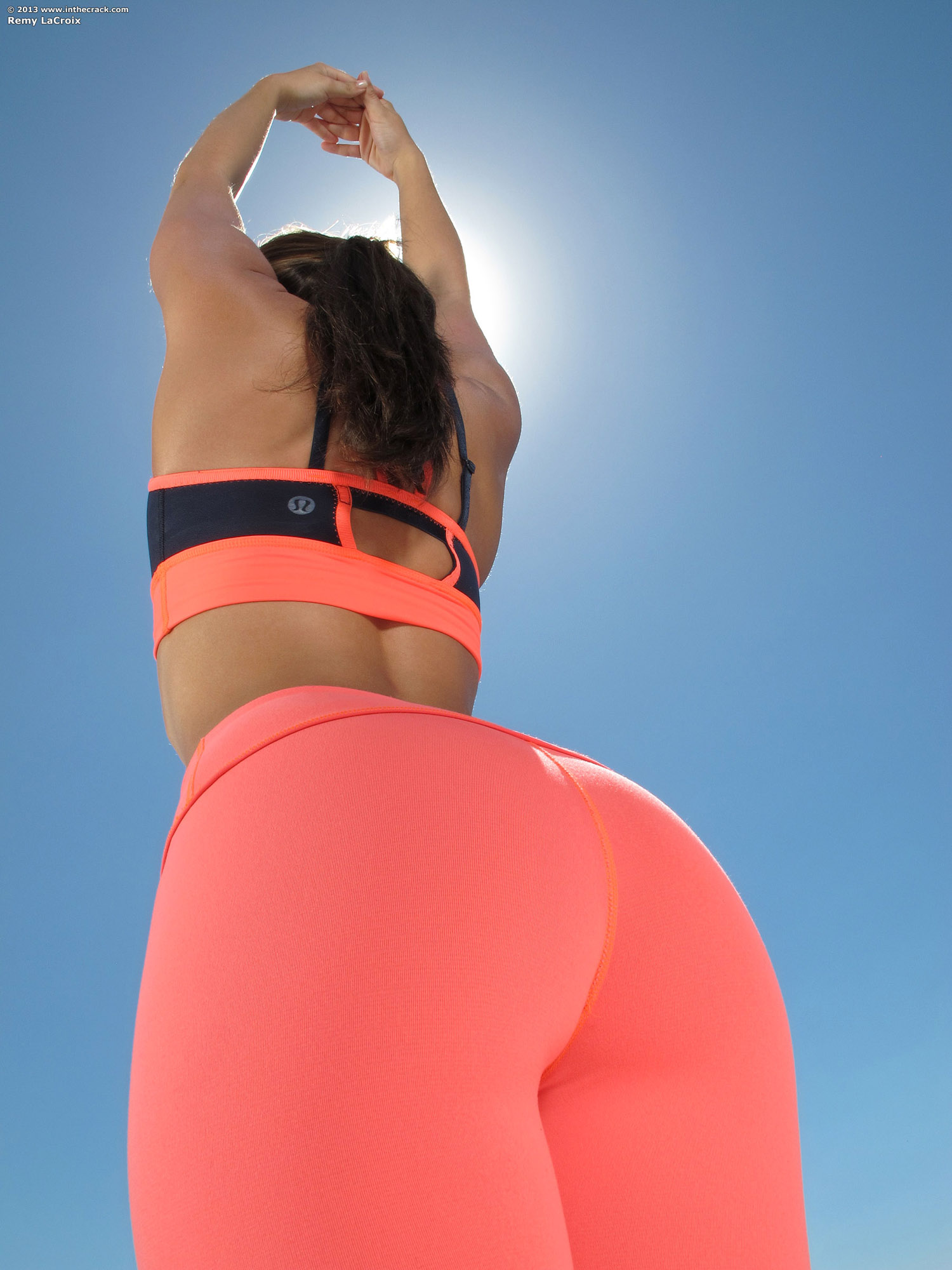 Seems Remy lacroix yoga pants opinion