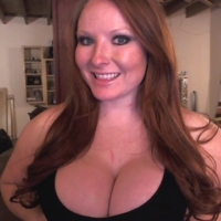 Scarlette 36E Webcam Model