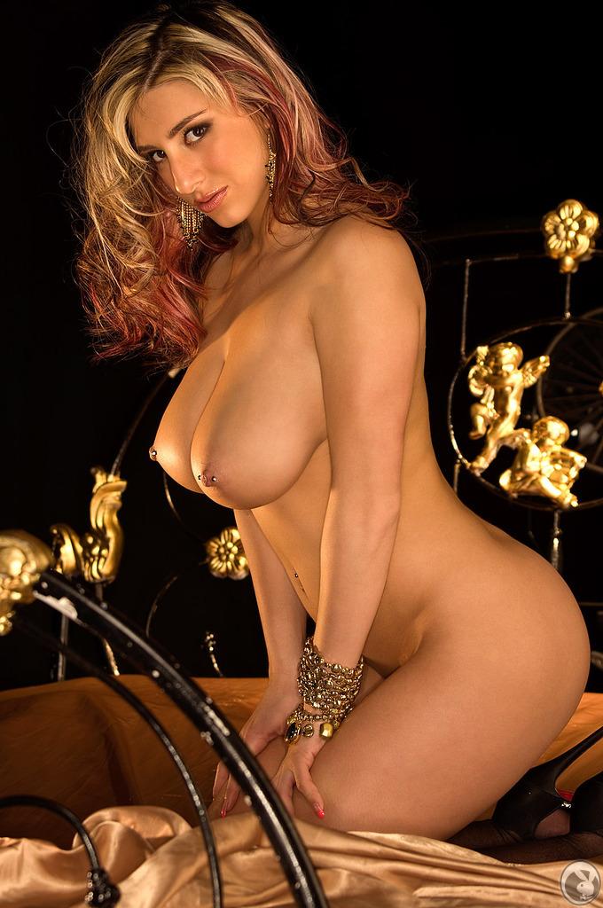 September Carrino Playboy