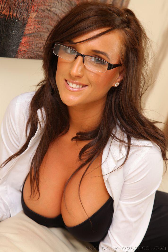Busty girl with dildo-8942