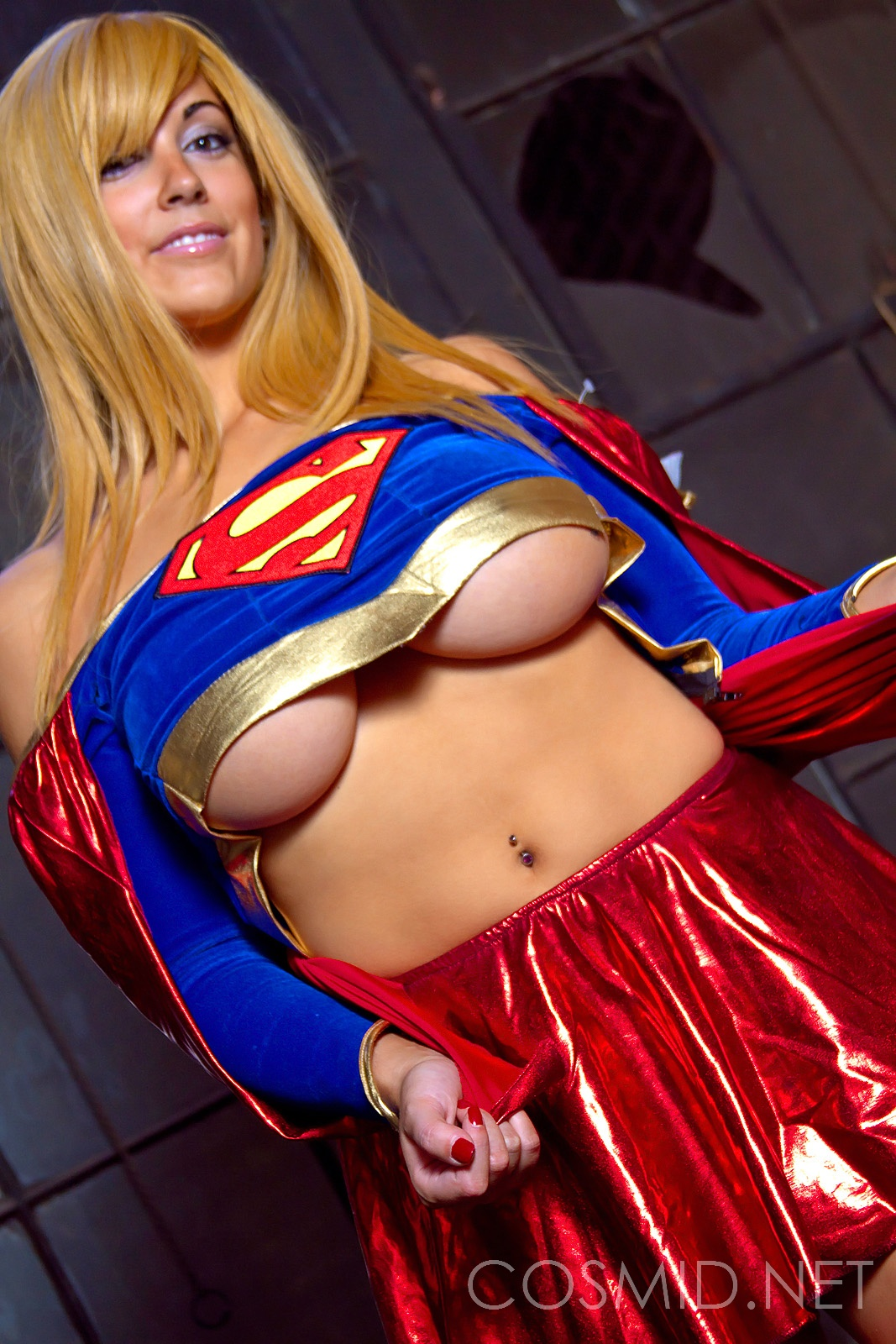 super women porn