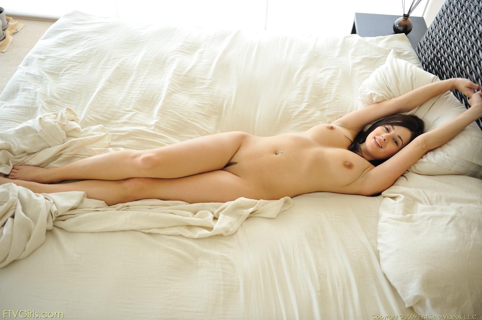 Talk nude girl waking up