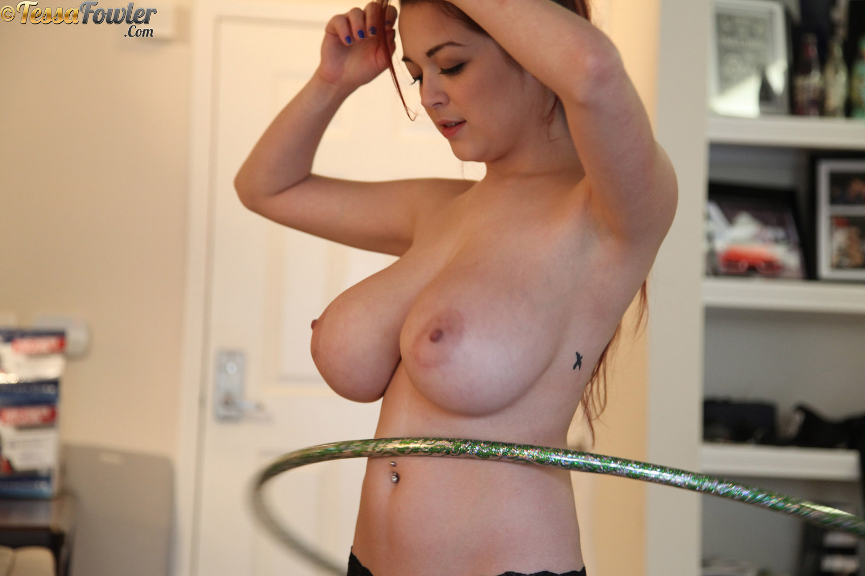 Tyre banks nude