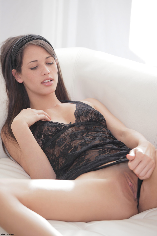 Tiffany Thompson Sex mit einem Supermodel #7