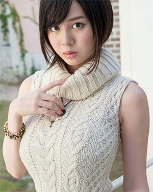 Aimi Yoshikawa Lovely Busty Asian Model