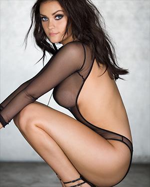 Alexandra Tyler Candid Playmate