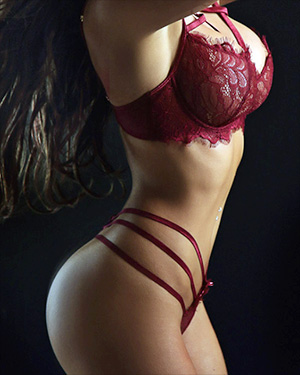 Miss Ali Drew Sexy Lingerie