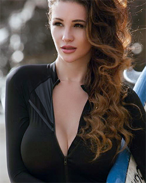 Alina Lewis Busty New Model