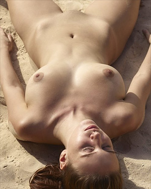 Alisa I The Girl On The Nude Beach