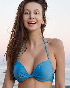 Alisa Amore Is A Sea Nymph