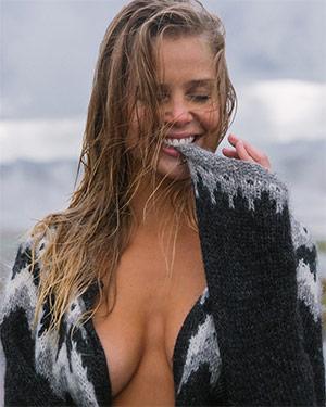 Allie Leggett Hot Blonde Playmate