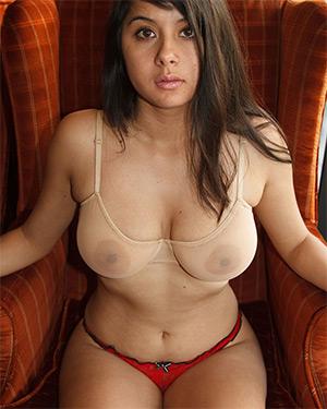 Amber Santos See Thru Zishy