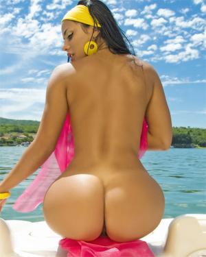 Andrea Rincon Nude