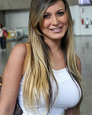 Andressa Urach Brazilian Beauty