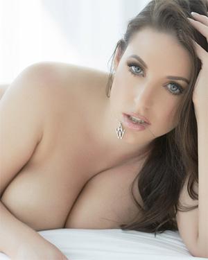 Angela White Bedroom Beauty