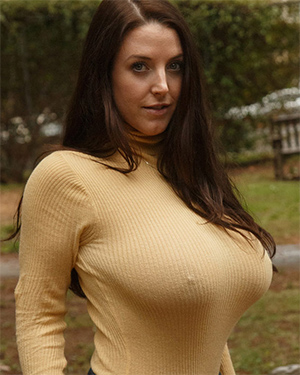 Angela White Those Sweater Tits Zishy