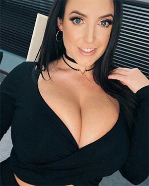 Angela White Sexy Babe