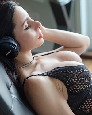 AngelinaAstarte Sexy Suicidegirl