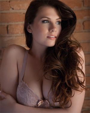 Anielly Campos Natural Nude Latina