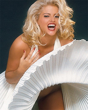 Anna Nicole Smith In Playboy
