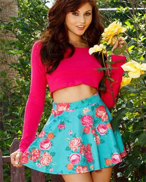 Ariana Marie Real Cute