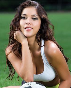 Arianny Celeste Sexy Model
