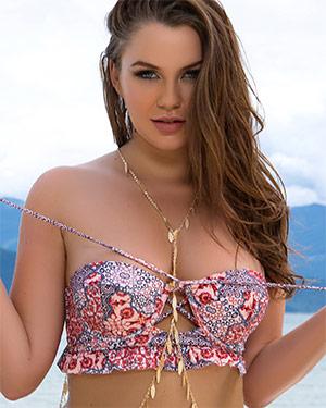 Ashleigh Rae Playboy Beach Babe