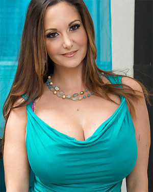 Ava Addams Is Chesty On Naughty America