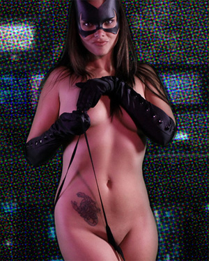 Bailey Knox Batcave Girl