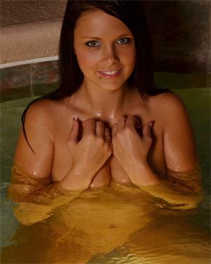 Bailey Knox Hot Tubbin