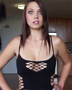 Bailey Knox Lapdance Video